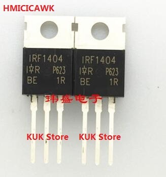 HMICICAWK IRF1404 F1404 TO-220 50 ADET/GRUP