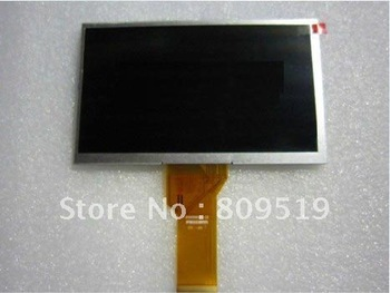 "A + 7 ""TFT LCD Ekran ekran AT070TN94 AT070TN93 AT070TN92 165*100*3mm"